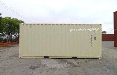 20ft Shipping Container/Storage Container/Cargo Container/House (Salt Lake City)