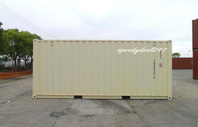 NEW 20ft Shipping Container/Storage Container/Cargo Container/House (Newark,NJ)