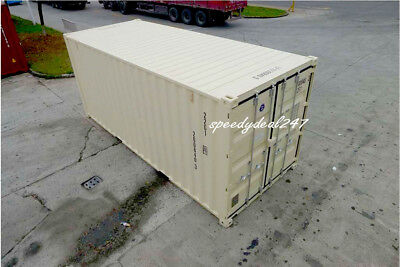 20ft Shipping Container/Storage Container/Cargo Container/House (Atlanta, GA)