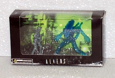 Aliens Tree House Figures-Marine DIETHRICH & Alien