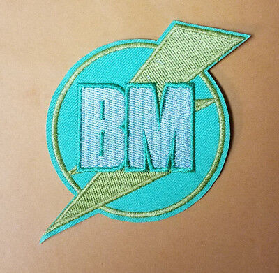 You, Me and Dupree Best Man BM Logo Patch 3 1/4 inches wide