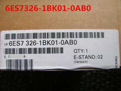 Siemens 6Es7326-1Bk01-0Ab0 6Es7 326-1Bk01-0Ab0  New In Box