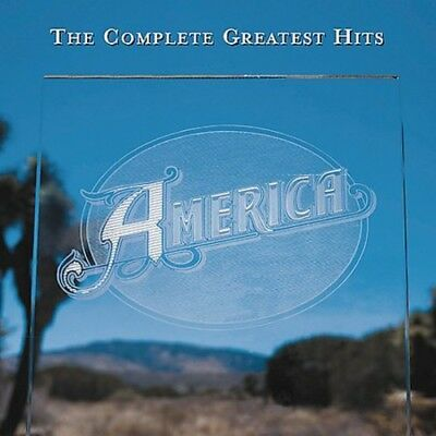 America - Complete Greatest Hits (CD Used Very Good)