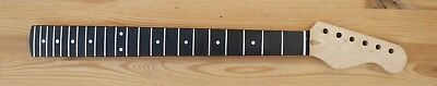 canadian maple neck - for ca. 17,5 - 18 mm deep neck joints - sellout ( bw3 )