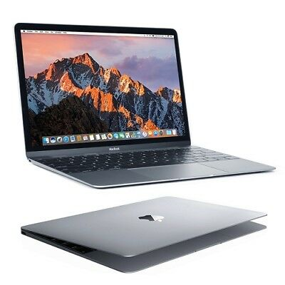 "Apple MacBook Retina Core M3 Dual-Core 1.1GHz 8GB 256GB SSD 12"" IPS"