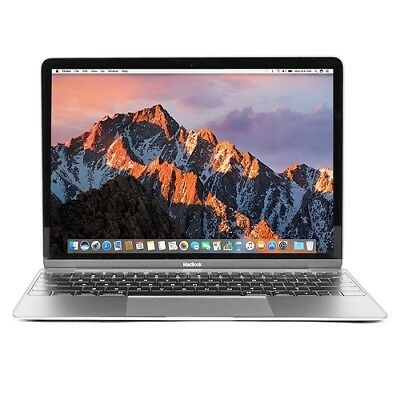 "MacBook Retina M-5Y31 Dual-Core 1.1GHz 8GB 256GB SSD 12"" IPS-MF885LLA (2015)"