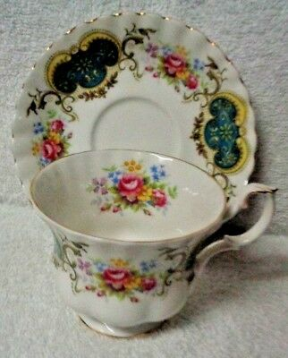 Royal Albert Berkeley Cup and Saucer