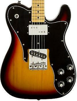 Squier by Fender Vintage Modified Telecaster Custom 3CS (625