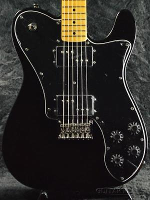 Squier by Fender Vintage Modified Telecaster Deluxe BLK (623