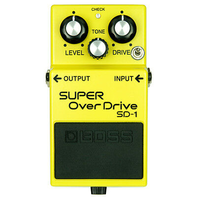 MAMMOTH ELECTRONICS OVERDRIVE SD-1 Ge Mod - $187 74 | PicClick