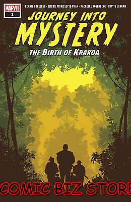 Journey Into Mystery Birth Of Krakoa #1 (2018) 1St Printing Main Cover ($4.99)