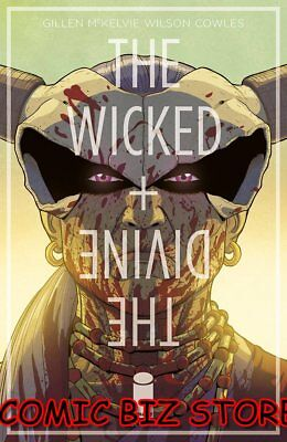 Wicked & Divine #39 (2018)1St Printing Mckelvie & Cunliffe Cover A Image Comics