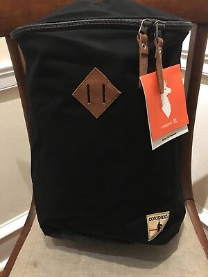 6e07d3eeee NEW! COTOPAXI BOMA 13L Black small Daypack. Day Backpack Bag ...