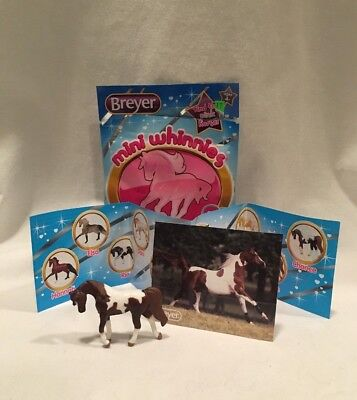 Breyer Mini Whinnies Surprise Series 2, Chance