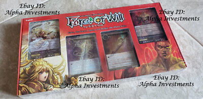 Force of Will FOW TCG Faria & Melgis Duel Decks ~~~~~~~~~~~ BUY 4 and get 1 FREE
