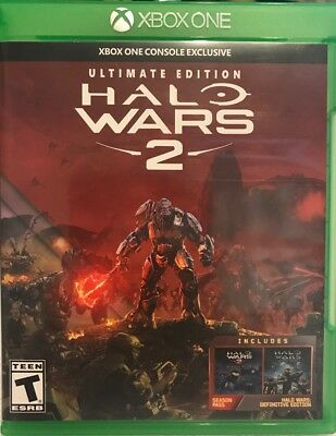 Halo Wars 2: Ultimate Edition (Microsoft Xbox One) / Fast Shipping