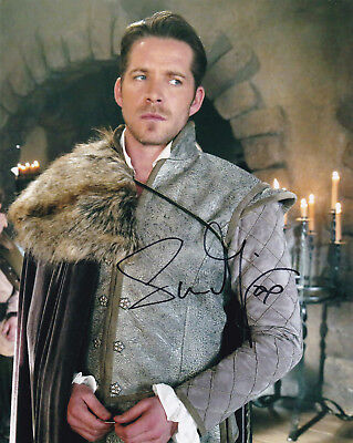 Autogramm 20x25cm SEAN MAGUIRE (Once Upon A Time) *handsigniert* COA