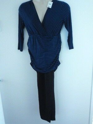 Nwt Motherhood Maternity Top & Great Expectations Maternity Legging Size M