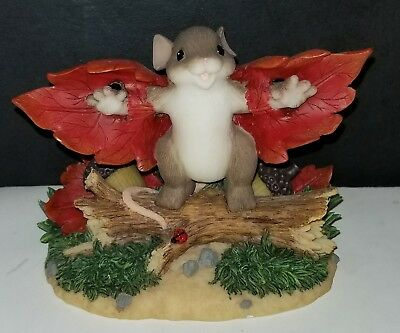 Charming Tails I Believe You Can Fly 98/348  Dean Griff Excellent Condition