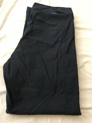 Kathmandu Women's Black Outdoor Hiking Quick Dry Pants Size 12