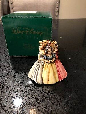 Harmony Kingdom Disney box Once Upon a Time Princesses Cinderella figure