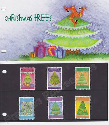 ISLE OF MAN Presentation Pack 2006 Christmas Trees Stamp Set 10% off any 5+