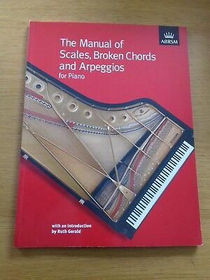 Manual Scales Piano Daily Instruction Manual Guides