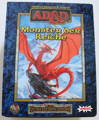 """Advanced Dungeons and Dragons - """"Monster der Reiche"""""""
