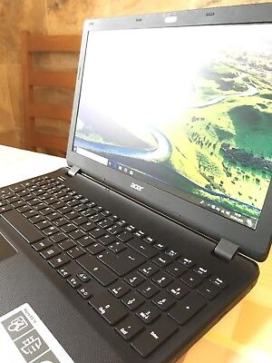"Acer Aspire ES15 Notebook/ 4GB RAM/ 500 GB HDD/ ""SO GUT WIE NEU"""
