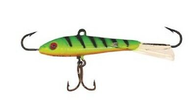 "Northland Tackle UV Puppet Minnow Darter PMDUV5-22 UV Firetiger 3 1//2/"" 1oz"