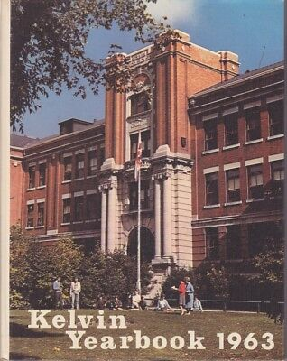 Neil Young in Kelvin High School: Yearbook 1963 1st edition. 848931