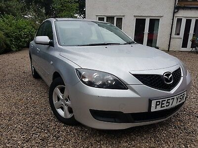 2007 57 Mazda 3 TS2 5 DR Hatchback Two Owners from new