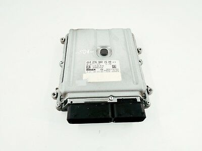 MERCEDES-BENZ W212 M276 6-zyl  Engine Control Unit A2769001500 0261S06496