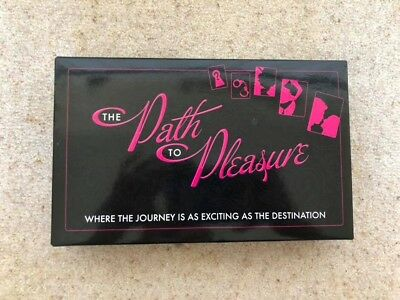 The Path To Pleasure Game Adults Couples Sex Fun Adventurous Lovers Naughty K...
