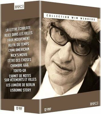Collection Wim Wenders 12 Dvd [Dvd] - Neuf