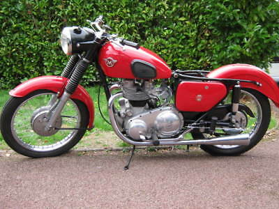 Ajs Matchless 1959 G9 Classic Project