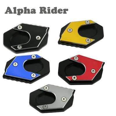 Kickstand Side Stand Footpad Pad For KYMCO Downtown 300i 350i 300 Xciting 250