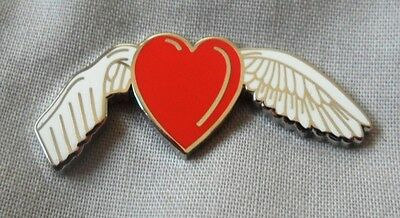 U2 'If god will send his angels' enamel pin badge. Bono, Joshua Tree