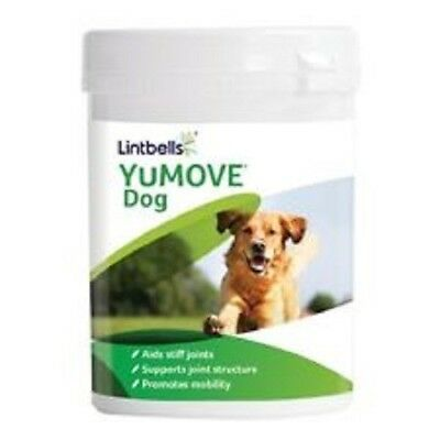 Lintbells YuMOVE Dog supplement for- stiff and older dogs, 300 tablets