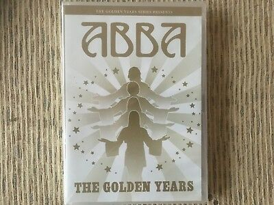 New Sealed Original DVD ABBA The Golden Years PHV040DVD