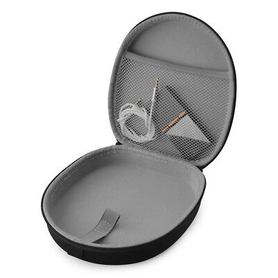Headphones Hard Shell Carrying Case, Protective Travel Bag