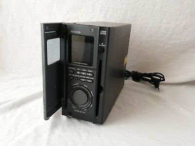 Aiwa Xr-Ms5/cx-Lms5K Compact Disc Stereo System.