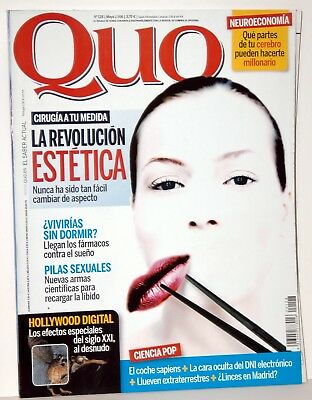 Revista Magazine Quo Spain 128 May 2006