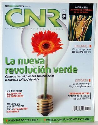 Revista Magazine CNR Spain 114 August 2006