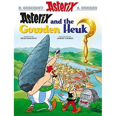 Asterix and the Gowden Heuk (Scots) Goscinny Rene and Fitt Ma