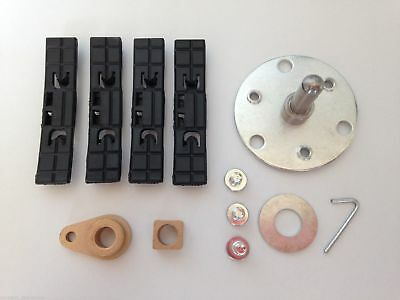 Indesit IS70 IDV75 Tumble Dryer Rear Drum Shaft Bearing Repair Kit  *NEW*