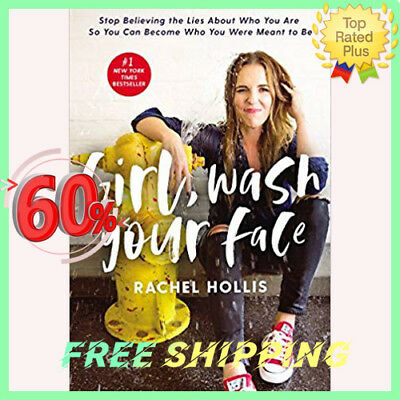 Girl, Wash Your Face Stop Believing the Lies About Who You..(AUDIO)+Free PDF