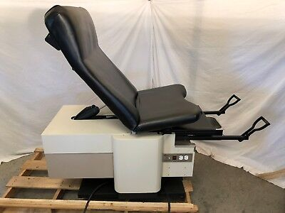 Enochs Power Procedure Table Exam Chair w/Stirrups **2-Year Warranty** Lot of 3