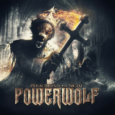 Powerwolf - Preachers Of The Night (CD Used Very Good)