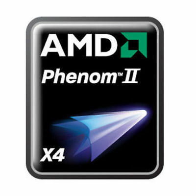 AMD Phenom II X4 945 3.0GHz Quad Core AM3 6MB 95W TDP C3 HDX945WFK4DGM CPU